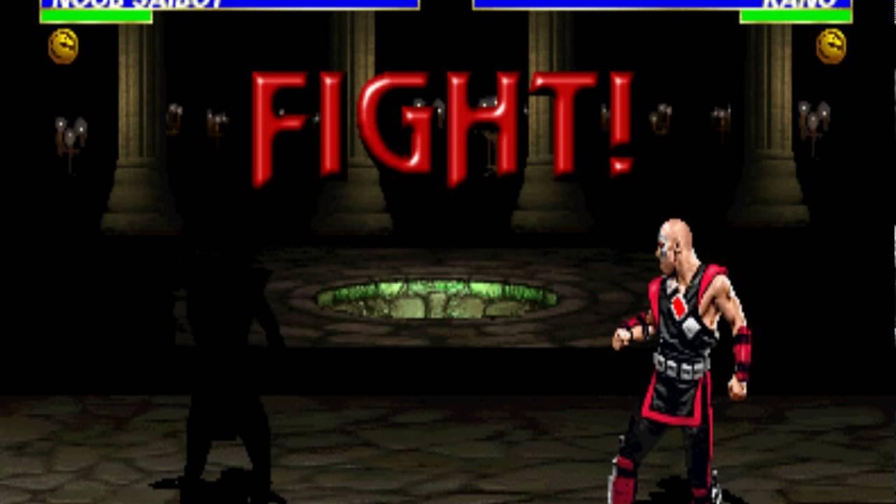 #399 Ultimate Mortal Kombat 3 (ARC) Unplayable Character: Noob Saibot  gameplay