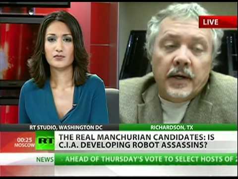 CIA Manchurian candidates