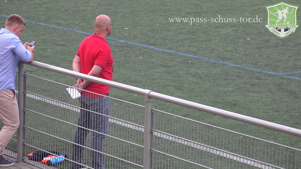 Pulheimer SC vs SG Worringen | Pass Schuss Tor