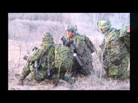 Canadian Infantry Training (Battle School) DP1 0177 Korea