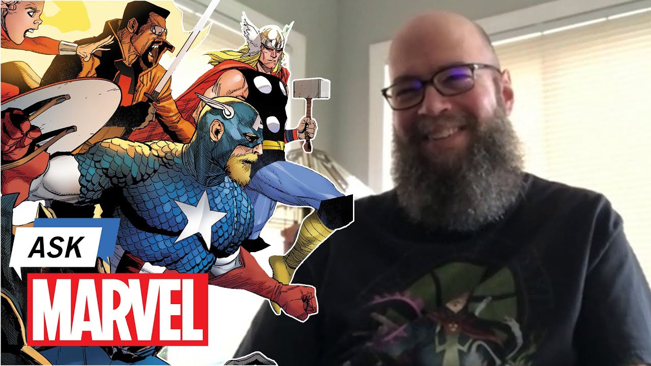Who is the Silver Witch   Ask Marvel   YouTube