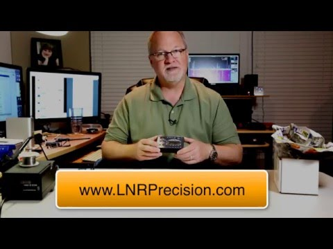First Look: LNR Precision MTR-5B Radio