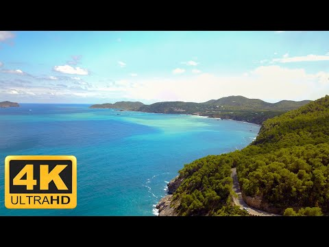 🔴 Nature 24/7 - World's Most Beautiful Places Captured in 4k Ultra HD Video, Ambient Music 4K,