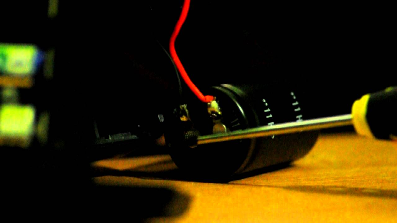 electrolytic capacitor short circuit test youtube rh youtube com Ceramic Capacitor Electrolytic Capacitor Markings