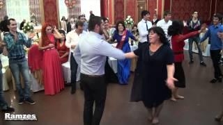 Свадебный клип! Анатолий и Эльвира. Гости зажигали на свадьбе!