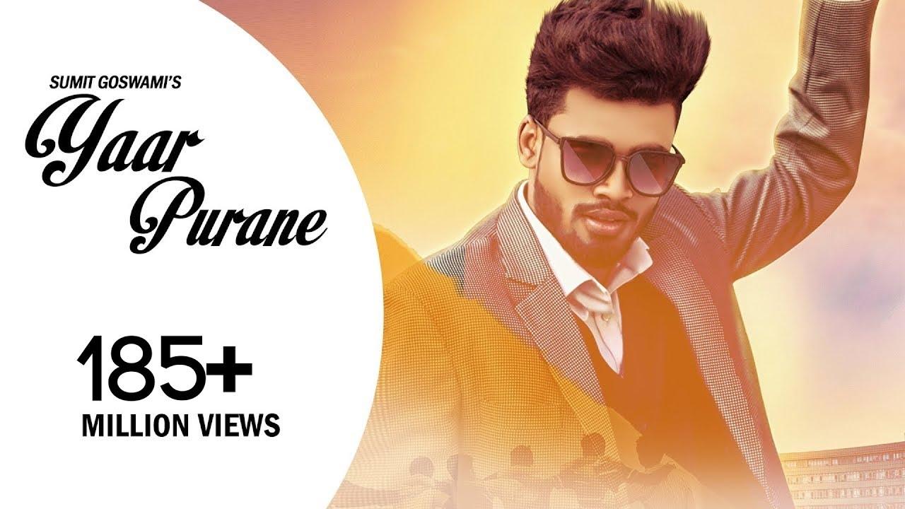 Download SUMIT GOSWAMI : Yaar Purane ( Full Song ) : KHATRI : New Haryanvi Songs Haryanavi 2019 | Sonotek