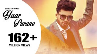 Yaar Purane Sumit Goswami Mp3 Song Download