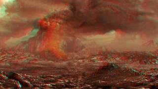 PLANET VENUS IN 3D (Red/Cyan)