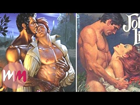 Top 10 WTF Romance Novel Covers