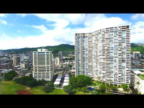 Tour of Marco Polo Apartments in Honolulu