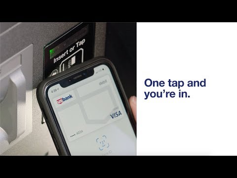 Contactless Feature At U.S. Bank ATMs