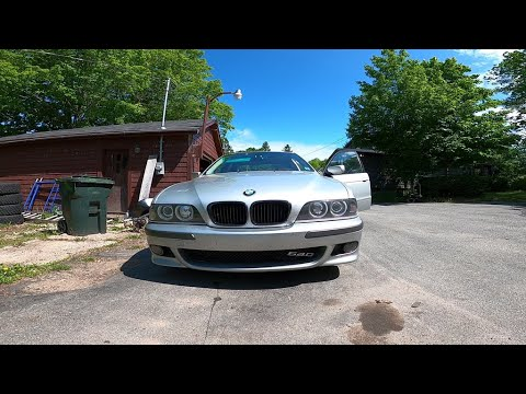 Bmw E39 540i Major Electrical Problems SOLVED!!,Abs and Dsc, No heater, driver seat, tilt steering