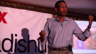How to bring peace and reconciliation to Somalia | Jabril Abdulle | TEDxMogadishu
