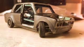 Російські машини моделька тюнінг - БК