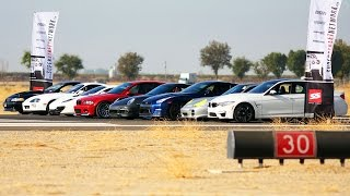 1/2 Mile Top Speed Shootout! – Tuner Battle Week 2014 Ep. 3
