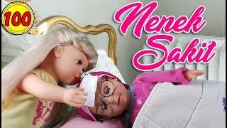 #100 Nenek Belinda Sakit - Boneka Walking Doll Cantik Lucu -7L   Belinda Palace