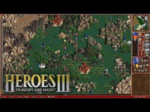 [18+] Шон играет в Heroes of Might and Magic 3 - СТРИМ 4 (PC, 2000)