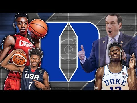 Duke Cheated!!!- RJ Barrett, Cameron Reddish, Zion Williamson Highlights [Reaction]