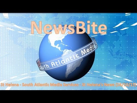 St Helena - South Atlantic Media Services - St Helena's News (16/10/15)