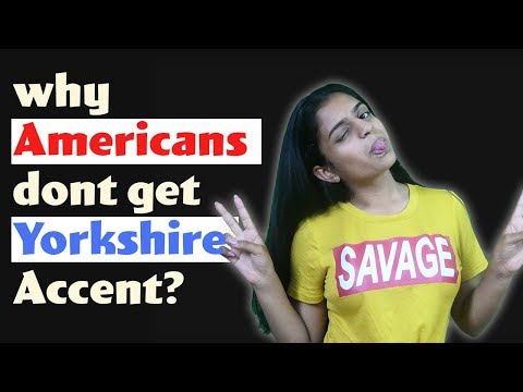 Yorkshire Vs American Accent Challenge   Yorkshire Slangs That American Dont Know