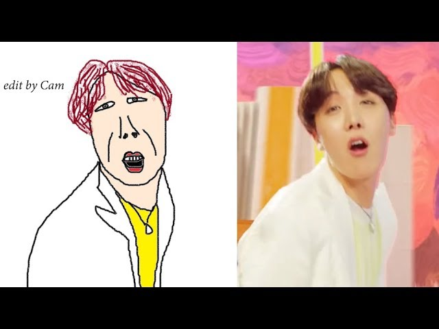 Meme Bts Boy With Luv Youtube