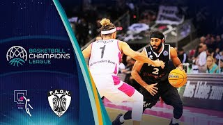 Telekom Baskets Bonn v PAOK - Full Game - Basketball Champions League 2019-20