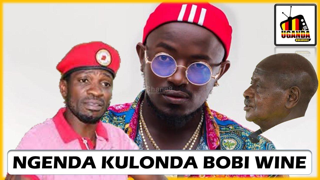 Ykee Benda Yefulidde Pulezidenti Museveni, Asazeewo Akaluluke Akawe Bobi Wine !! - YouTube