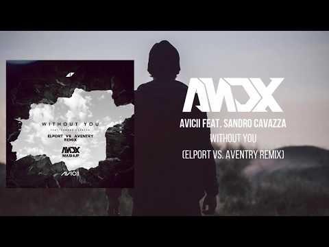 Avicii Feat. Sandro Cavazza- Without You (ELPORT vs. Aventry Remix)(ANDX Mashup)