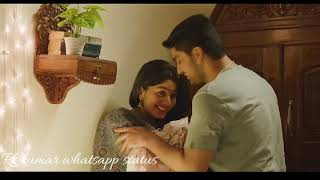 💞💞vanthu moondru mudichu podu Cute&love Tamil song whatsapp status💞💞