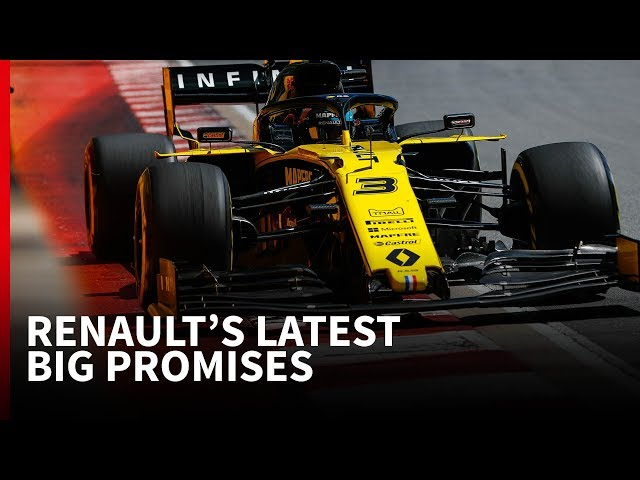 Why Renault's big French GP F1 upgrade is a 'massive gamble'