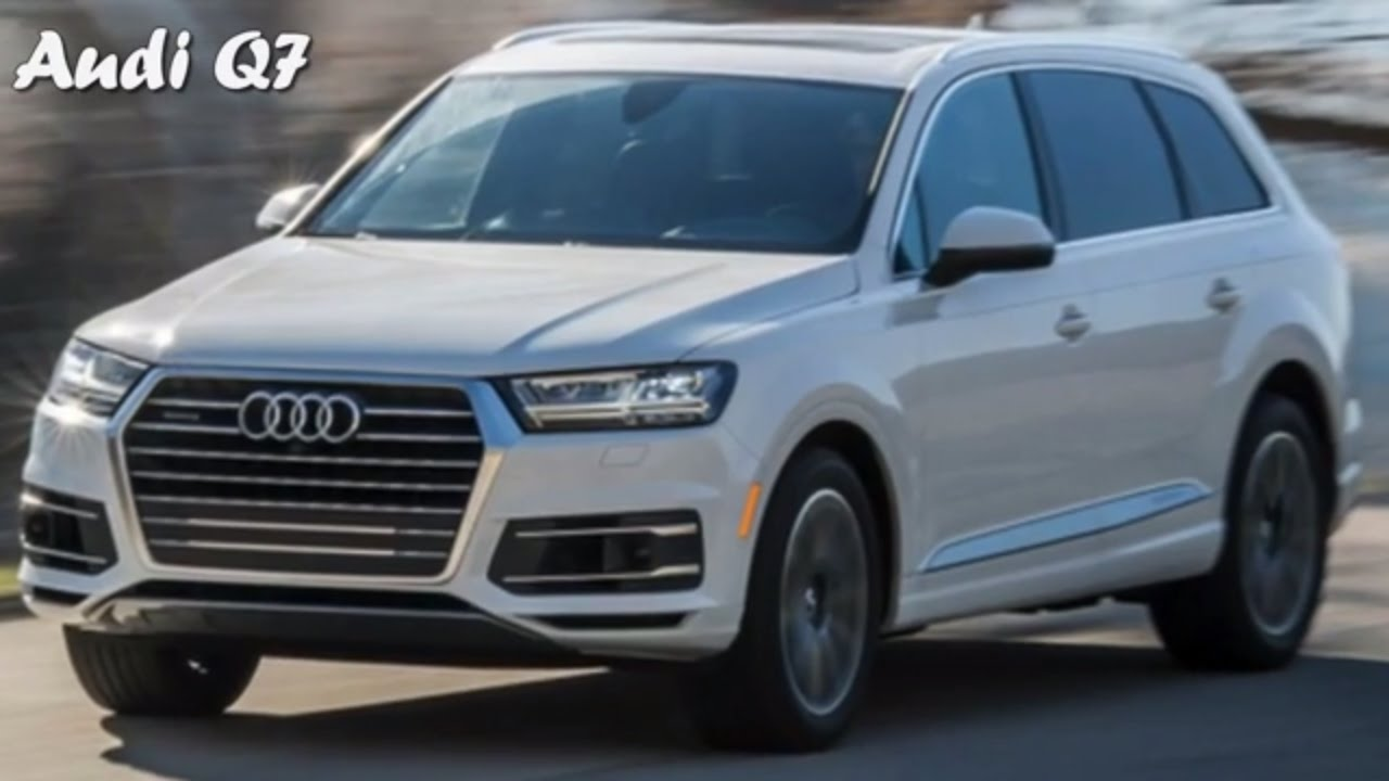 Audi Q7 Lease >> 2018 Audi Q7 - YouTube