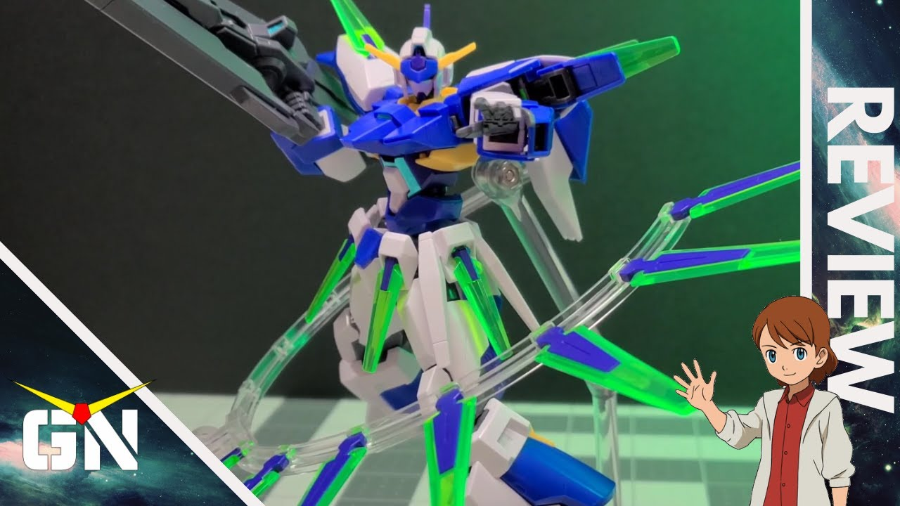 This Line Might Deserve Your Attention HG 1/144 AGE FX | REVIEW