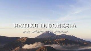 Gambar cover HATIKU INDONESIA Yovie Widianto X Eka Gustiwana