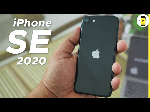 iPhone SE 2020 review - should Android brands be worried? | comparison with OnePlus 8