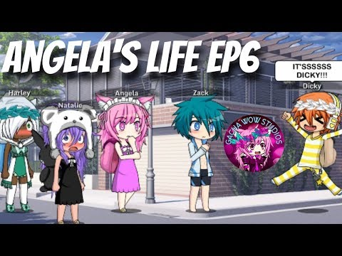 Gacha Studio Series  Angela's Life Ep 6  Lunime  Gacha Studio