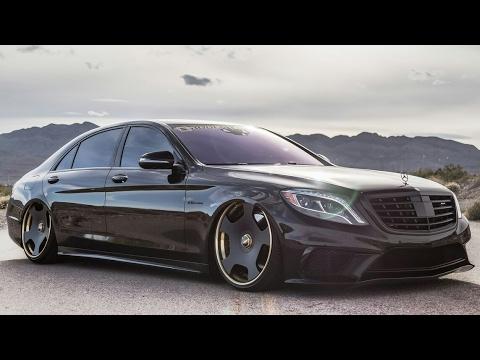 Parlaq Tuninq Mercedes Benz S 63 Amg Boden Autohaus Pnevma Youtube