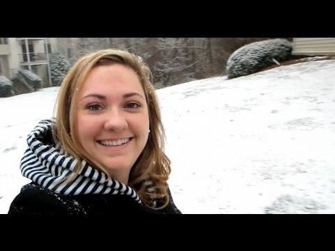 Random Snow Adventures- Vlog Feb 2015