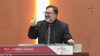 Rev. Joselito Gomes | Lucas 5:27:32 |05.07.2020