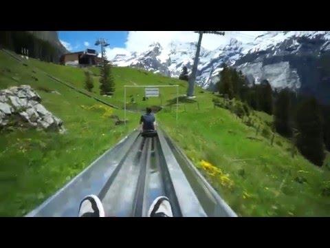 La mejor manera de recorrer los Alpes suizos