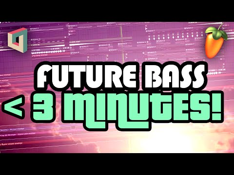 FUTURE BASS IN UNDER 3 MINUTES