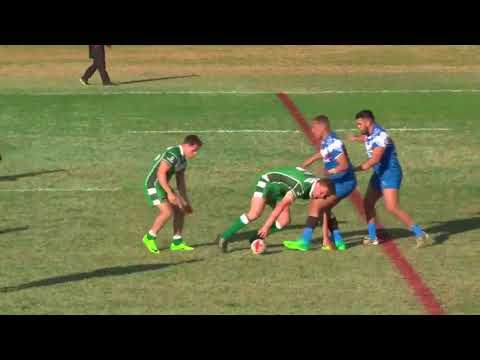 PETER RYAN RUGBY LEAGUE HIGHLIGHTS 2017