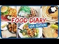 FOOD DIARY USA - 3 Wochen Florida Road Trip II Sissi