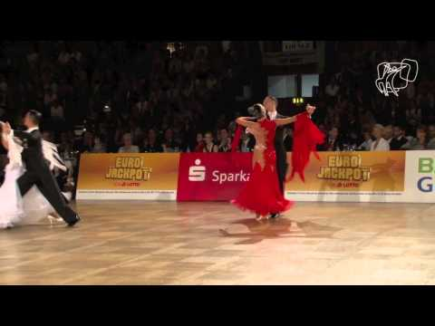 2012 European Standard Final | The Waltz