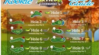 Golf Clash tips, CLUBGUIDE - Earth Day Tournament, ROOKIE division