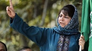 Pakistan Cant Provoke Us And Expect Talks Says Mehbooba Mufti