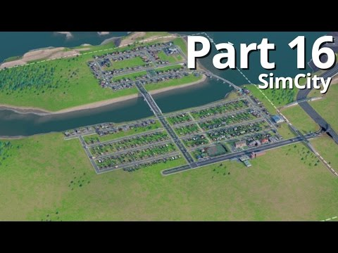 Let's Play SimCity Offline - Episode 16