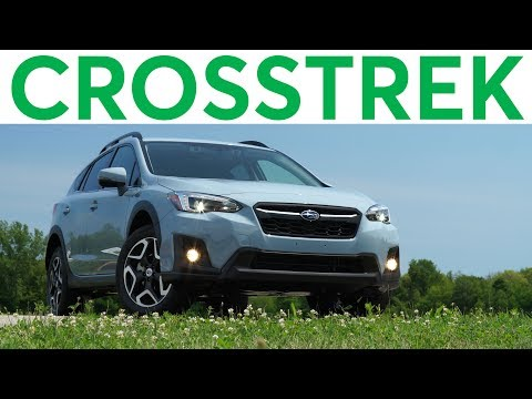 4K Review: 2018 Subaru Crosstrek Quick Drive   Consumer Reports