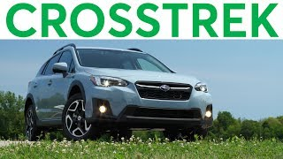 4K Review: 2018 Subaru Crosstrek Quick Drive | Consumer Reports