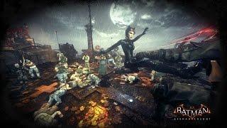 Catwoman x206 Combo! - Batman: Arkham Knight - Combo Master AR Challenge