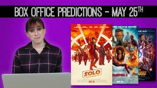 Video Solo: A Star Wars Story Box Office Predictions download MP3, 3GP, MP4, WEBM, AVI, FLV Mei 2018